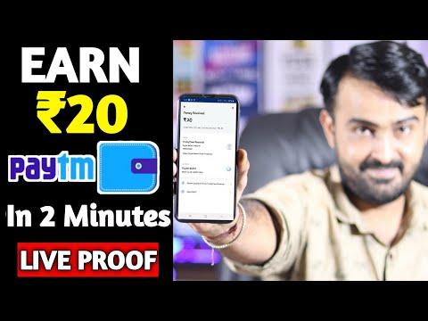 EARN ₹20 IN 2 MINUTE PAYTM CASH | EASY WAY TO EARN MONEY ONLINE IN 2019 | HOW TO MAKE MONEY ONLINE