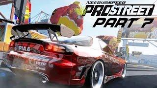 Need for Speed Prostreet Gameplay Walkthrough Part 7 - I