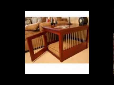 Indoor Dog Crates - YouTube