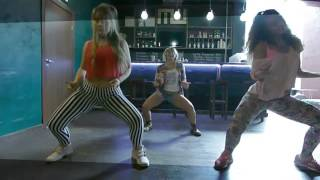 Charly Black - Gyal you a party animal | Dancehall Choreo by katerina Troitskaya