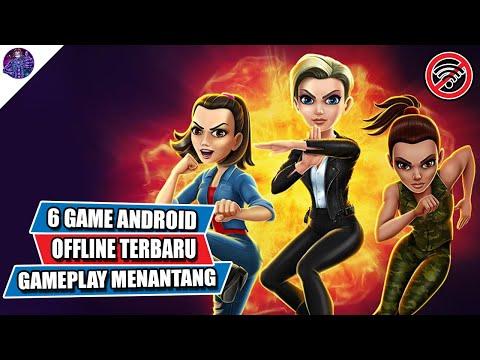 6 Game Android Offline Terbaru Dengan Gameplay Menantang