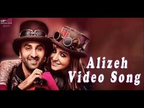 Alizeh Song   Ae Dil Hai Mushkil   Arijit Singh   Ranbir, Anushka, Aishwarya
