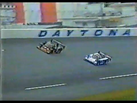 1991 IMSA SunBank 24 Hours of Daytona