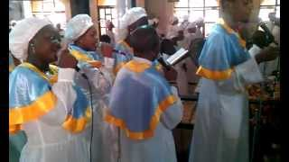 ccc wonderland choir ministering hymn 886