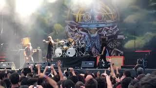 Download Lagu Sepultura - Chaos A.D. LIVE Leyendas del Rock 2018 mp3