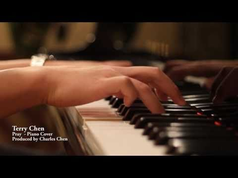 ☺ Pray - Justin Bieber Piano Cover - Terry Chen