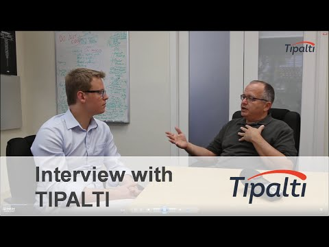 Tipalti | Interview with its Co-Founder & CEO - Chen Amit
