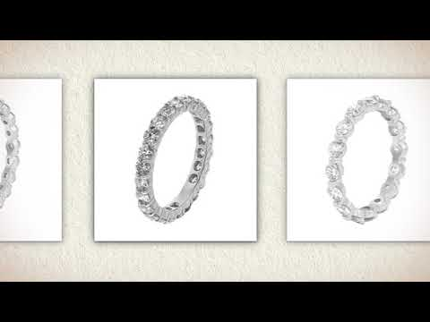 Redford Jewelry & Coin - Eternity Bands
