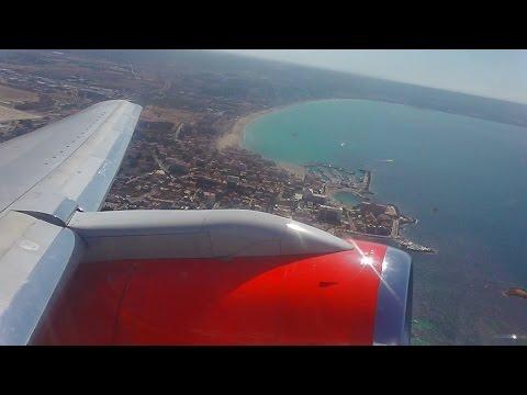 Jet2 Boeing 757-21B G-LSAH - Palma De Mallorca to Manchester *Full Flight*