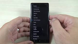 In this video i will show what are the samsung galaxy note 10 original ringtones