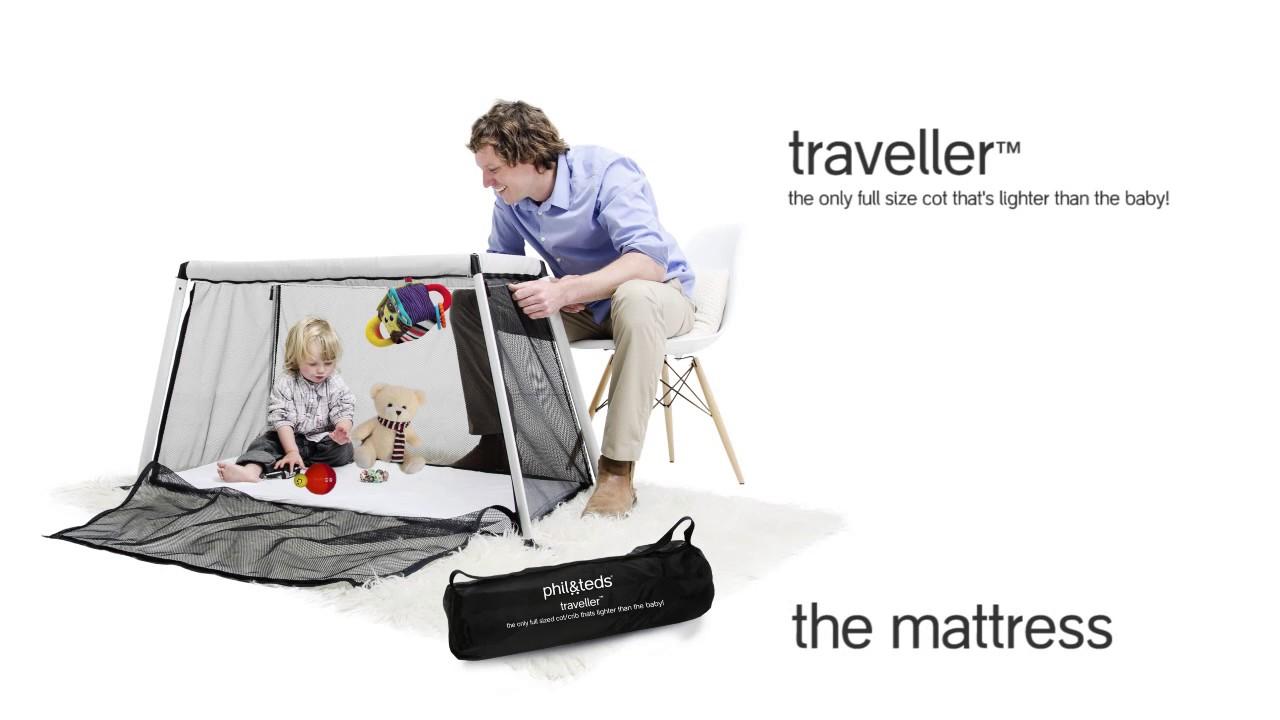 Phil Amp Teds Traveller Instructions Youtube