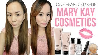 Makeup For Acne : MARY KAY COSMETICS (Oily & Acne Prone Skin Review) | ENGLISH