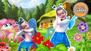Маленькие Ангелы БЕБИ ДЭНС концерт студия и школа танцев Шаг Вперед Истра