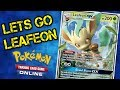Lets Go Leafeon! - Pokemon Trading Card Game Online