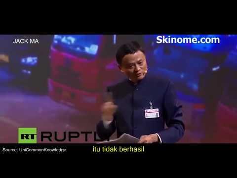 Motivasi Jack Ma Lakukan Hal Yang Sulit