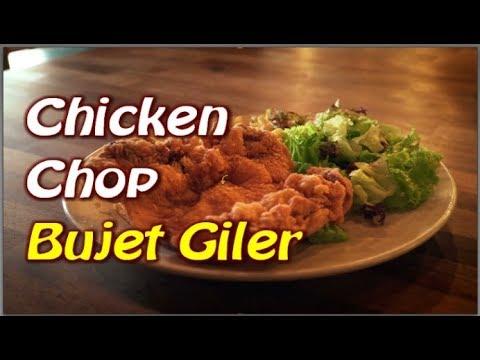 Best budget Chicken Chop | Puchong | Selangor | Jalan-jalan cari makan | Menu Alam