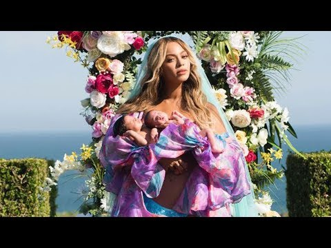 Beyonce Shares First Photo of Twins Sir and Rumi Carter and Her Snapback Is Incredible!