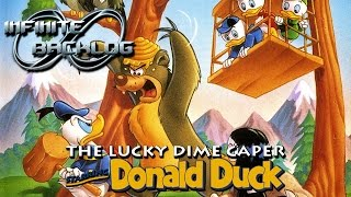 The Lucky Dime Caper Starring Donald Duck Review