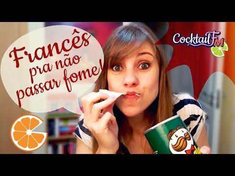 La Dalle, L.E.J : Francês pra não passar fome! CocktailFM#5