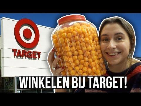 Winkelen bij Target! Follow me around ☆ SAAR