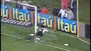 Brasileirão 2007: Vasco 4 X 1 Náutico