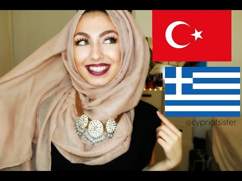 ETHNICITY TAG | Cypriot sister