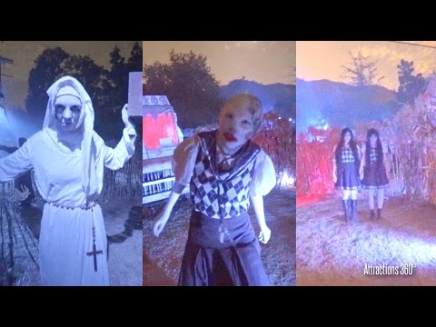 L.A Haunted Hayride 2016 - Spooky Haunted Attraction in Los Angeles