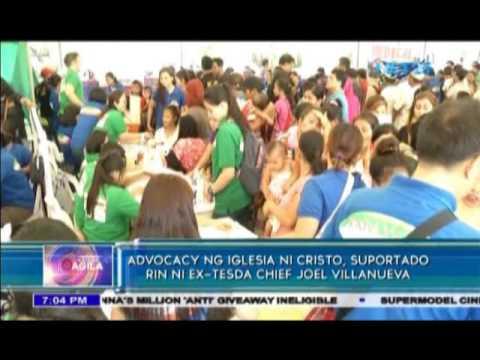 Isang religious movement, nakikiisa sa anti-poverty programs ng Iglesia Ni Cristo