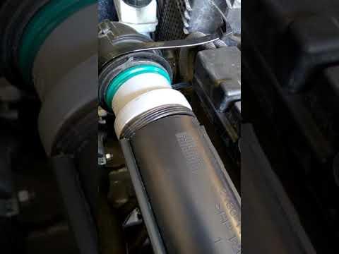 Прямой трубопровод впуска вместо резонатора впуска Веста. Пробные испытания.