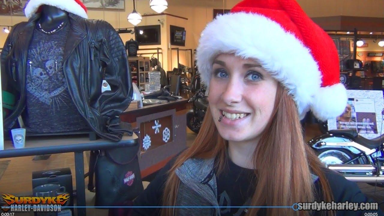 New Harley Davidson Christmas Gifts - YouTube