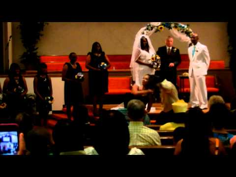 Wedding Dance to Bebe and Cece Winans - (Jessica Rios)