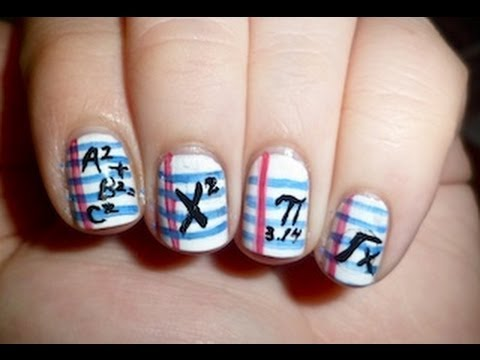 Nerdy Nail Designs Image collections - nail art and nail design