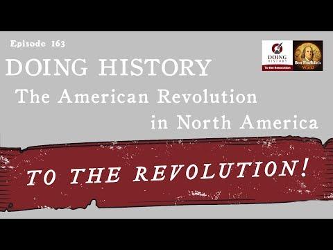 163 The American Revolution in North America