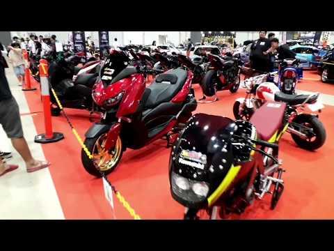 Best of Yamaha XMAX 2020 / Motor Show  Thailand 2020