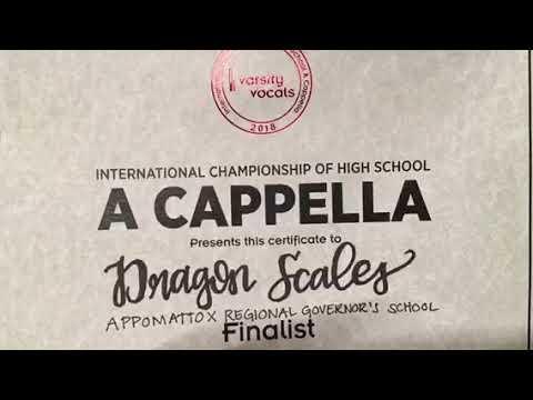 """Dragon Scales ICHSA Finals """"memories"""""""