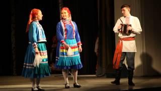 �������� ���� Дуэт А. Тихоновой и С. Кашаевой. Фестиваль