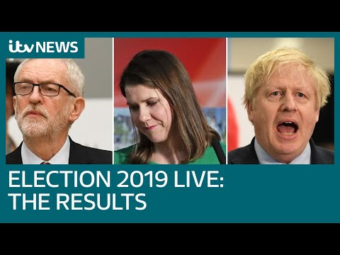 Election 2019 Live: The Results | ITV News
