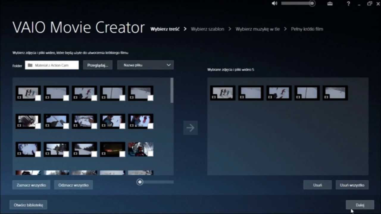 Movie creator 10