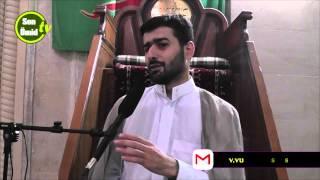 Hacı Samir _ Ramazan  moizəsi(İbrahim (ə) peyğəmbərin dastanı) [12.07.2015]