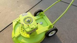 Lawn Boy 7252 Bricktop - Rare Vintage Mower