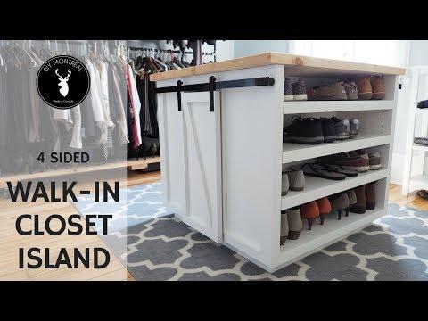 walk-in-closet-island-|-diy-furniture