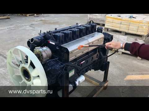 Двигатель WP12.420E32 Eвро-2 для тягачей