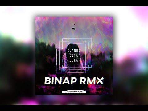 Cuando Esta Sola [Binap Remix]