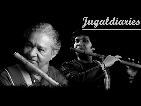 Pt. Hariprasad Chaurasia RAAG YAMAN on 60th Birthday Concert | Jugaldiaries | Rakesh Chaurasia flute