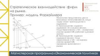 Экономическая политика: Видеоурок для подготовки к вступительному испытанию по специальности.