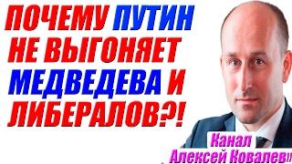 Николай Стариков – Будущее России. Почему Путин не выгонит всех «плохих» министров? 12.02.2017