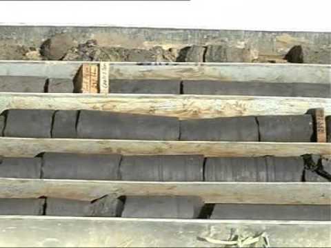 Coal Core Samples