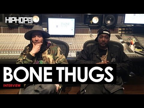 Bone Thugs Interview (HHS1987 Exclusive)