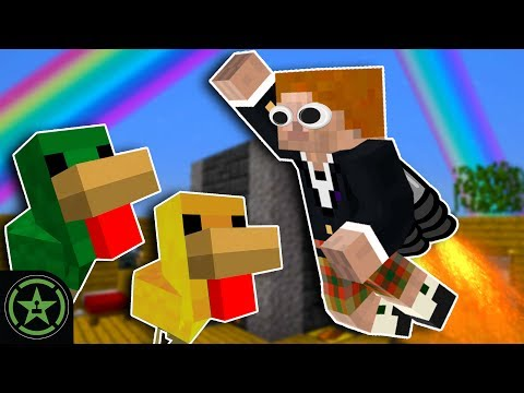 Let's Play Minecraft - Episode 269 - Sky Factory Part 11