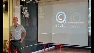 C LEVEL CARBON BALANCED BUSINESS - CARBON OFFSETTING UK - ROUGH CUT CLIP FROM B CORP CARBON EVENT
